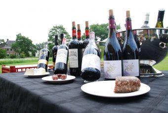 High wine wijnproeverij
