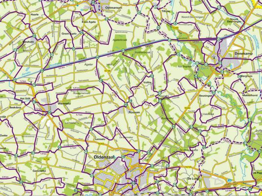 De leukste routes door Twente