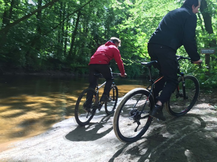 mountainbike huren