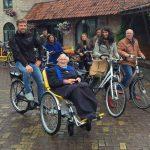 Mindervalide fietsen Overijssel