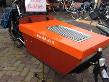 De Barbecue Bakfiets