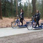 Lopifit loopbandfiets in Twente