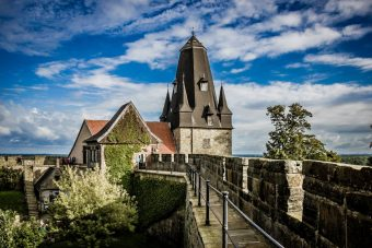 Kickbiketocht door Bad Bentheim
